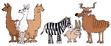 Schoolhouse rock four legged zoo animals 4