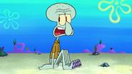 Squidward Tenticles