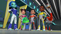 The Great Space Train Robbery-Mission Pets One 1