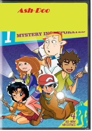 Ash Doo! Mystery Incorporated