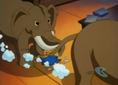What A Cartoon Elephants