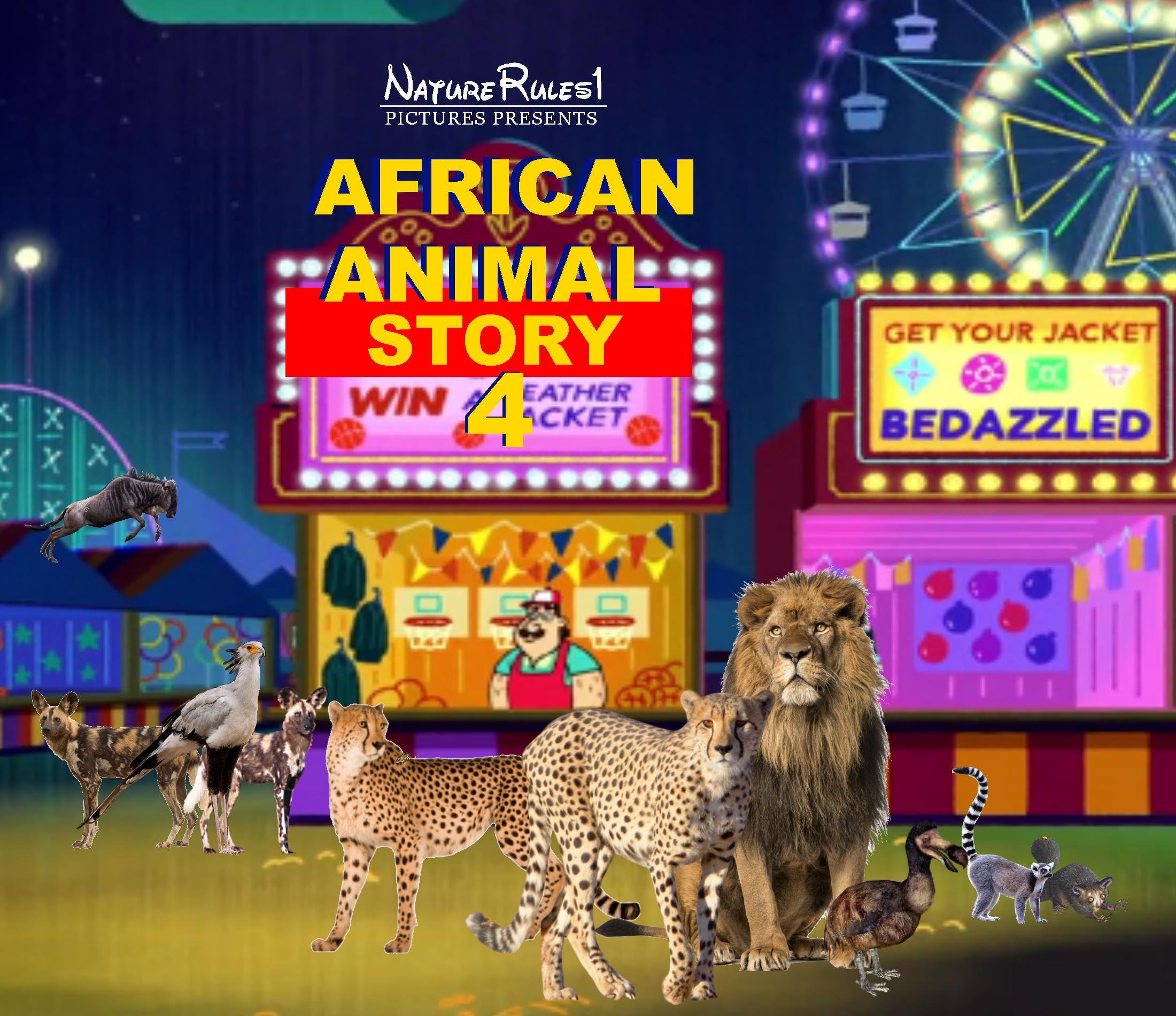 African Animal Story 4 (NatureRules1 Version)