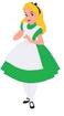 Alice Wore Green