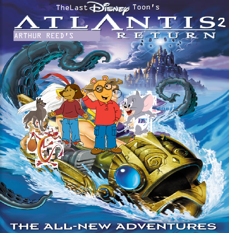 Atlantis II: Arthur's Return
