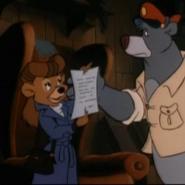 Baloo and Rebecca