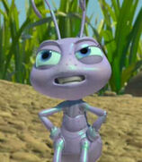 Dot in A Bug's Life