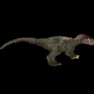 Felicia the teenager allosaurus