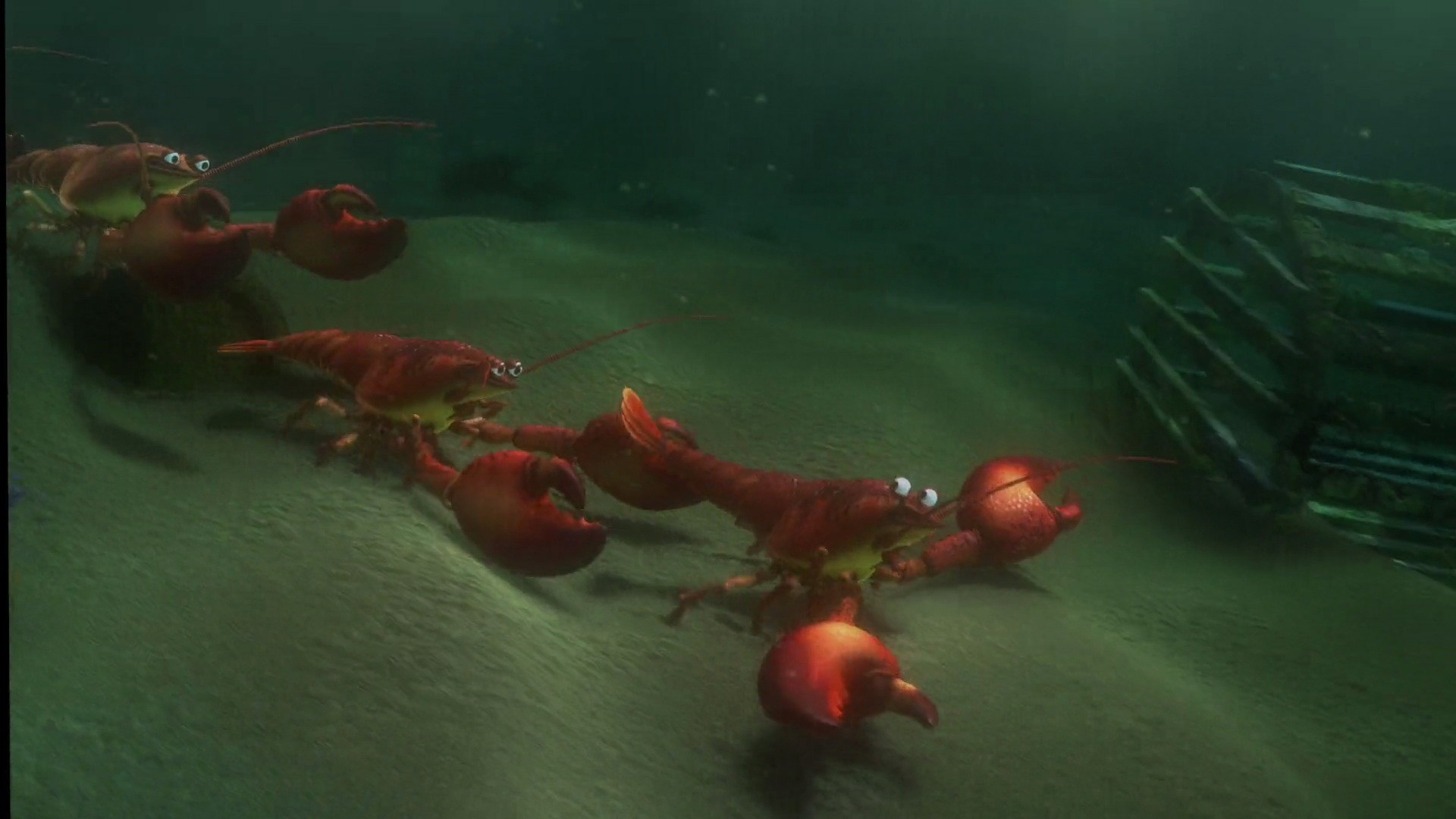 Lobsters (Finding Nemo)