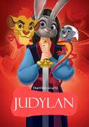 Judylan (1998) Poster
