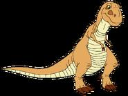 Natalie as adult thetarbosaurusking