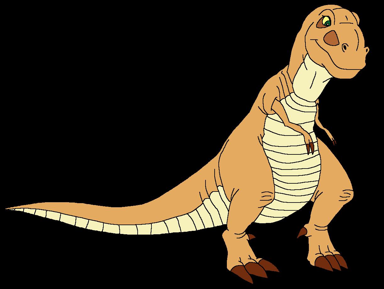 Natalie (The Tarbosaurus King)