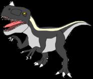 Nicholas the Ceratosaurus