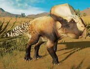 PK Protoceratops
