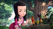 Princess Vivian asking the wee sprites