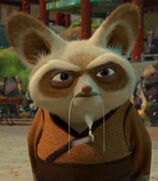 Shifu in Kung Fu Panda