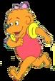 Sister bear the berenstain bears in swimsuit by fernandomon1996-d9wh5jq