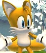 Tails in Sonic Generations