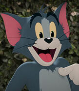 Tom in Tom and Jerry (2021)