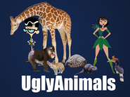 UglyAnimals Poster