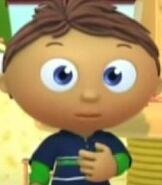 Whyatt Beanstalk in Pinocchio