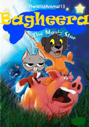 Bagheera, the Movie Star Poster