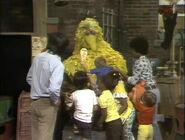 Big Bird gets sick in episode 799
