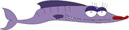 Blizzy the Barracuda