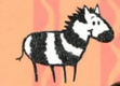 Blue's Clues Zebra