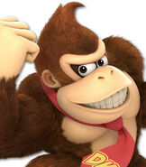 Donkey Kong in Super Smash Bros. Ultimate