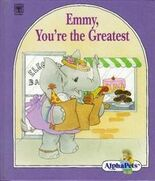 Emmy the Exaggerating Elephant