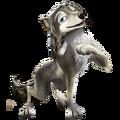 Humphrey the Grey Wolf