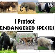 I Protect Endangered Species Meme