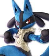 Lucario in Super Smash Bros. Ultimate