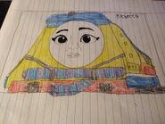 Rebecca with a scarf by hamiltonhannah18 ddbn31b-fullview