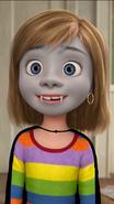 Riley as a Vampire