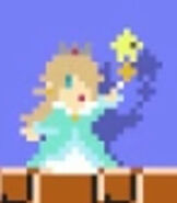 Rosalina in Super Mario Maker