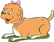 Sister as a Dog