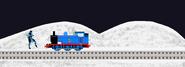 Thomas meets Sub-Zero