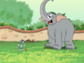 Tom and Jerry Tales Elephant