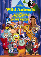 Wild Animals All-Stars to the Rescue Poster