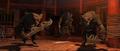 Wolves from Kung Fu Panda 2