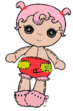 Baby Tart Berry Basket