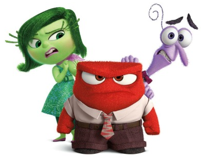 Anger, Disgust and Fearladdin