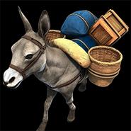 Donkey caravan aoe2DE