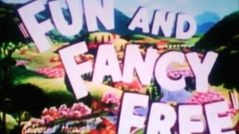 Fun and Fancy Free (Justin Bonesteel Style)