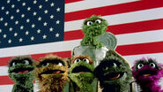 Grouches peform The Grouch Anthem