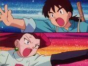 Jessie vs Sylvester