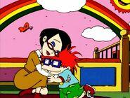 Kira and Chuckie