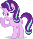 Mlp fim starlight glimmer using this horn vector by luckreza8 dbcs6cx-pre