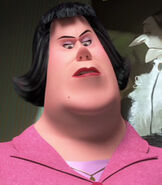 Mrs. Grunion in Mr. Peabody and Sherman
